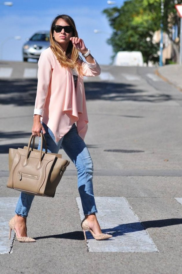 Pink Spring   17 Cute Outfit Ideas