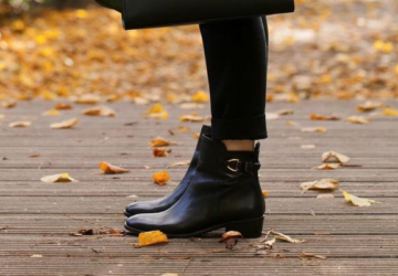 Ankle Boots: 20 Chic Casual Everyday Outfit Ideas - Street style, spring outfit, casual outfit, Ankle Boots