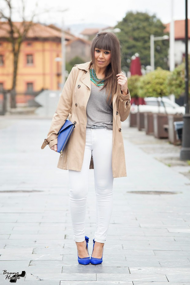 Electric Blue Shoes for Stylish and Chic Look  15 Inspiring Outfit Ideas