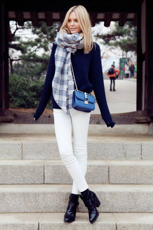 Ankle Boots: 20 Chic Casual Everyday Outfit Ideas