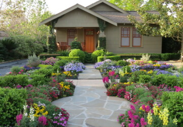 18 Landscaping Ideas for Your Front Yard - landscape outdoors, landscape frond yard, landscape, Front Yard