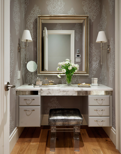 20 Gorgeous Makeup Vanity Table Design Ideas Style