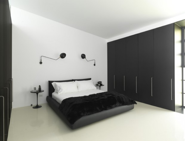 18 Modern Minimalistic Master Bedroom Design Ideas