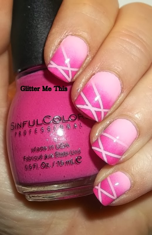 Fabulous Pink Nails – 17 Amazing Nail Art Ideas