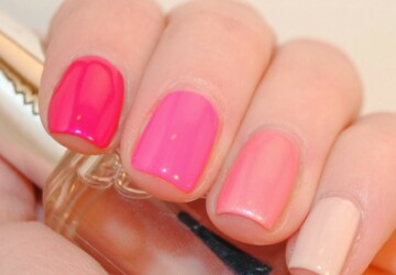 Fabulous Pink Nails – 17 Amazing Nail Art Ideas - pink nails, pink nail art, nail art ideas