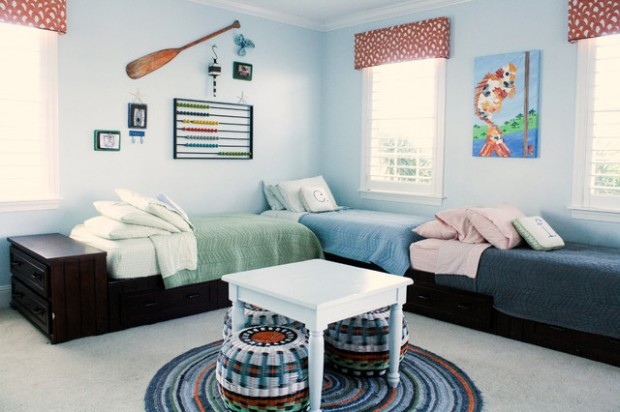 18 Amazing Kids and Teenagers Bedroom Wall Decor Ideas