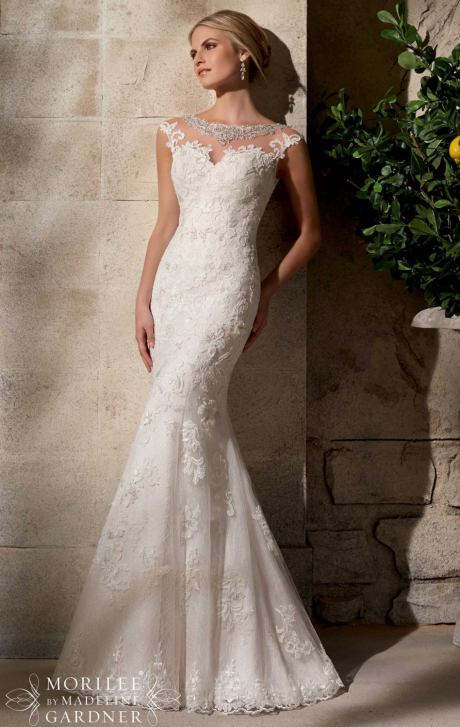 18 Elegant Wedding Dresses For Modern Brides Style Motivation