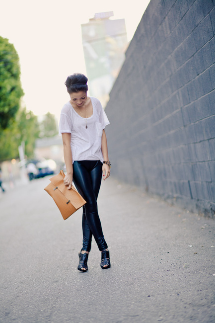 Back To Basics: 21 Effortless Outfit Ideas