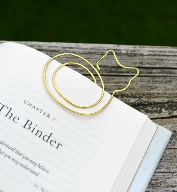 For All Book Lovers: 15 Creative DIY Bookmark Ideas