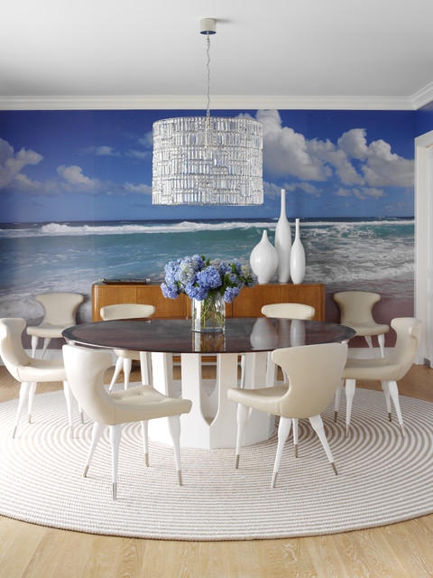 22 Wall Murals For Stunning Home Decoration