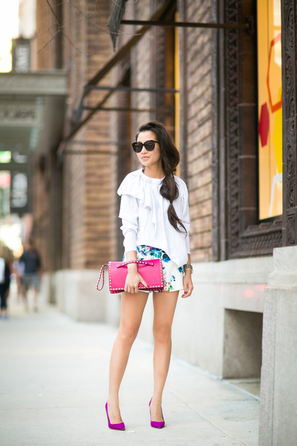 Style Tips on How to Wear Shorts + 17 Outfit Ideas