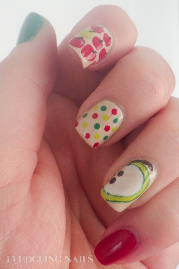 Cute-Fruit-Nails-for-Spring-and-Summer-18-Adorable-Nail-Art-Ideas-13