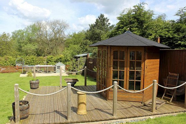Enhance Your Garden in Time for Summer With a Brand New  Garden Shed