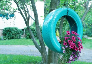 20 Creative DIY Projects for Your Backyard - Ideas For Your Garden, garden, diy, crafts, craft
