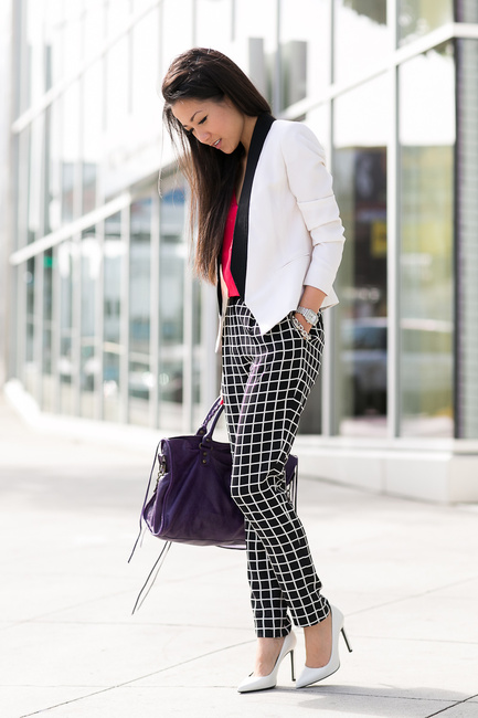 17 Chic and Classy Looks to Inspire Your Office Outfit