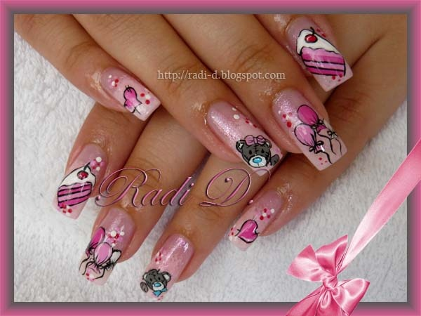Amazing Birthday Nail Art Ideas 17 Nail Designs Perfect For Your