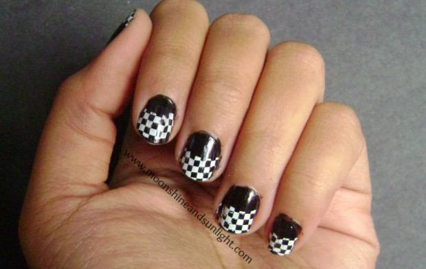 Black and White Nail Designs 15 Unique Nail Art Ideas You Will Love
