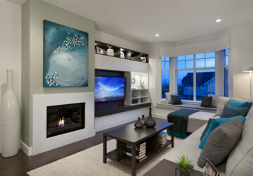 18 Remarkable Living Room Design Ideas in Contemporary Style - Living room, contemporary living room, contemporary interior