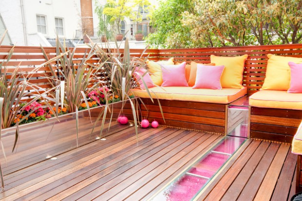 20 Irresistible Terrace Deck Design Ideas for an Oasis In The City