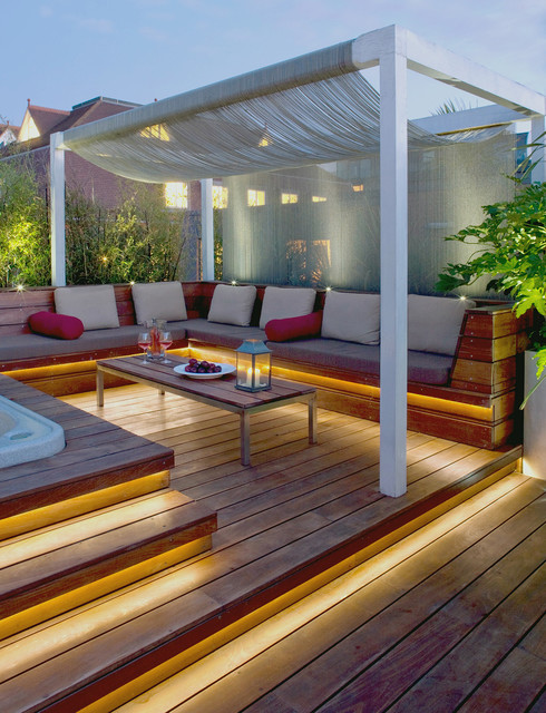 20 Irresistible Terrace Deck Design Ideas for an Oasis In The City ...