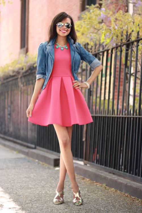 20 Lovely Dress Outfit Ideas Perfect for Spring and Summer
