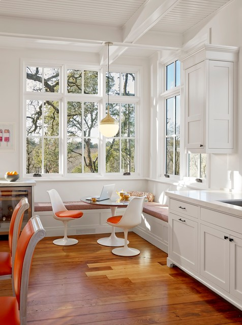 20 Breakfast Nook Design Ideas Perfect for Small Apartments - Style ...