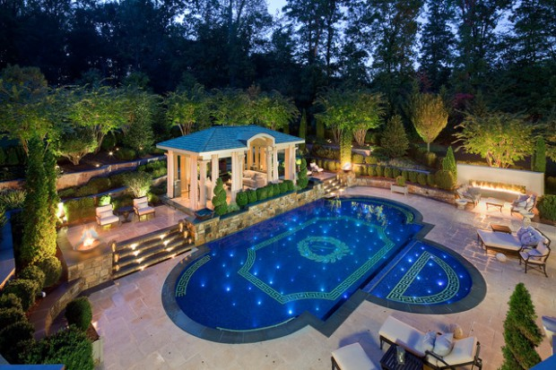 Backyard Oasis Ideas Pictures backyard oasis Landscaping Backyard Oasis 18 Pool Design Ideas In Mediterranean Style