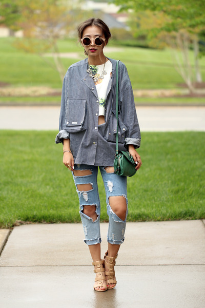 Street Style Inspiration – 16 Gorgeous Outfit Ideas to Copy Now