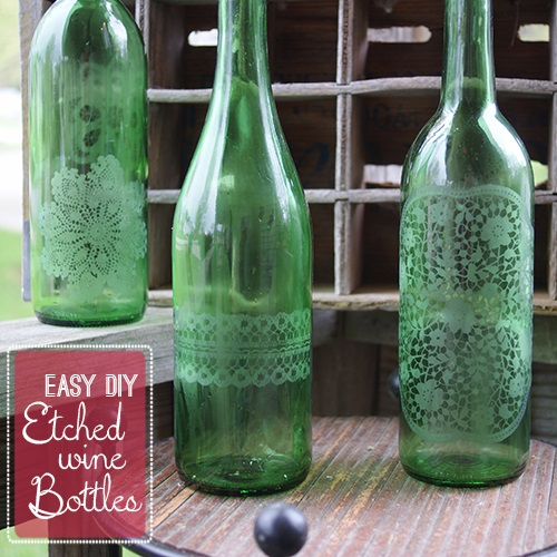 17 Creative Wine Bottle Projects