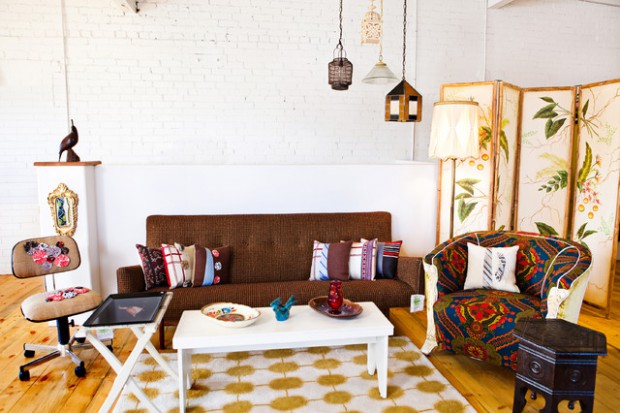 18 Charming Boho Home Decor Ideas