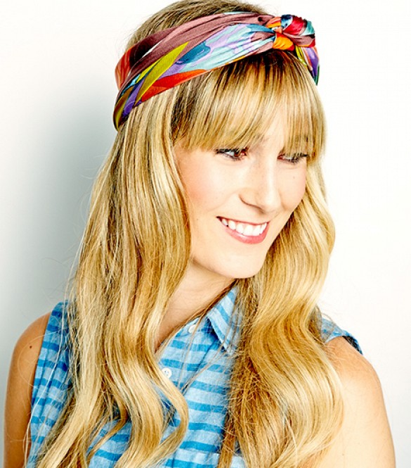 16 Chic Ways To Wear Head Scarf This Summer