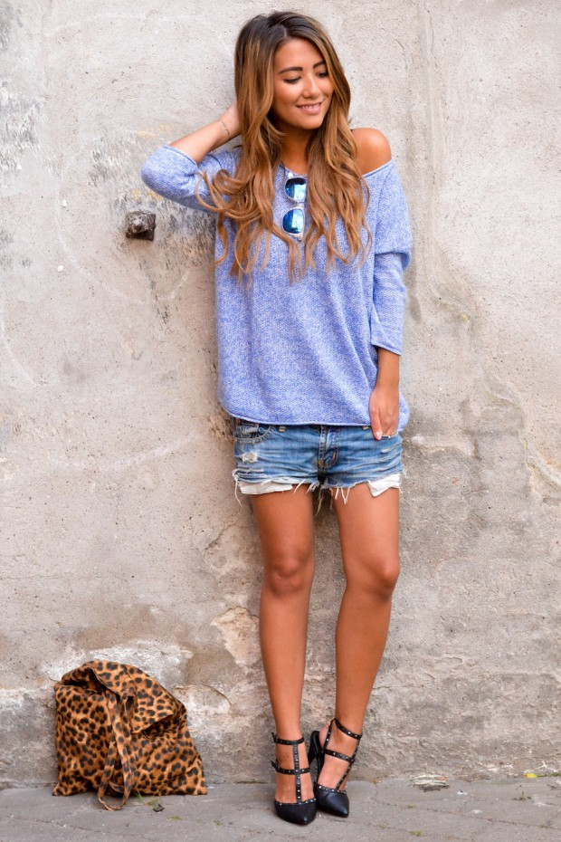 Boyfriend Shorts: Style Tips + 16 Edgy Outfit Ideas