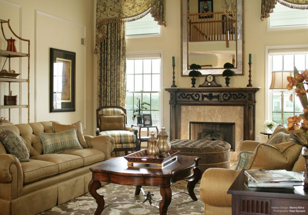 Living Room Victorian 18 modern victorian living room ideas - style motivation