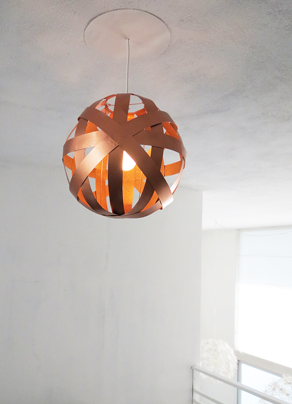 15 Creative DIY Lamp Ideas