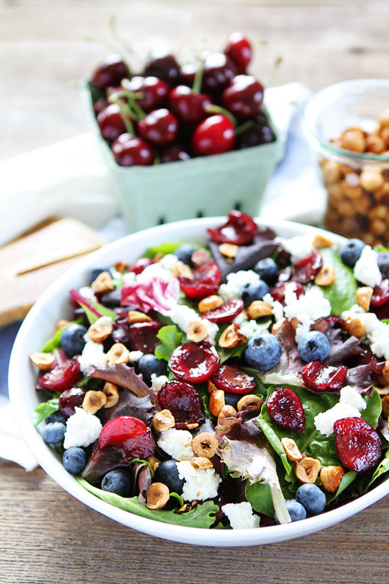 18 Fresh Mixed Fruit And Vegetable Salad Recipes