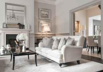 20 Elegant Living Room Decorating Ideas - living rooms, Living room, home decor, home, elegant living rooms, elegant living room, Elegant