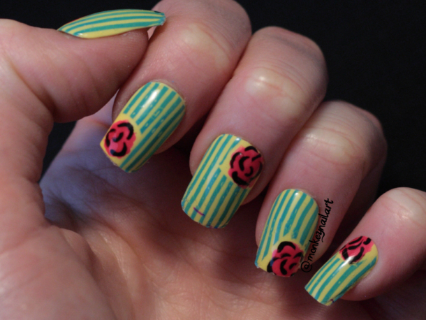 Colorful-Nail-Designs-in-17-Creative-Ideas-13