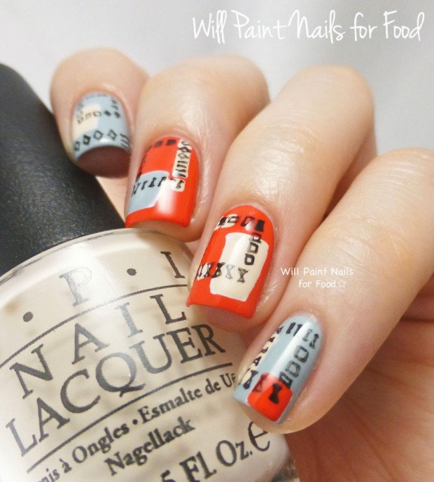 Vintage Inspired – Top 20 Prettiest Nail Art Ideas