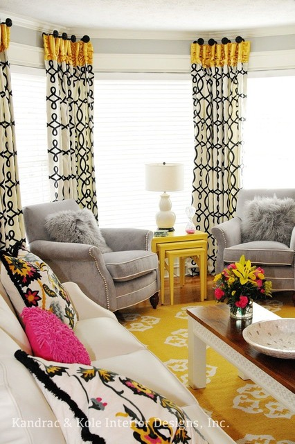 17 Amazing Curtain Design and Decor Ideas for Your Living Room