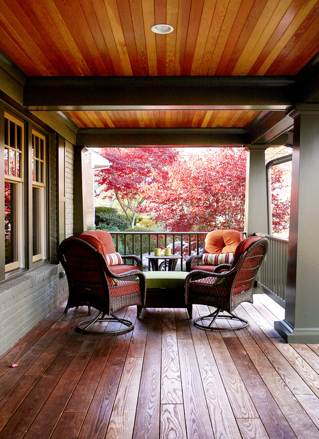 17 Inviting Deck Porch Design Ideas