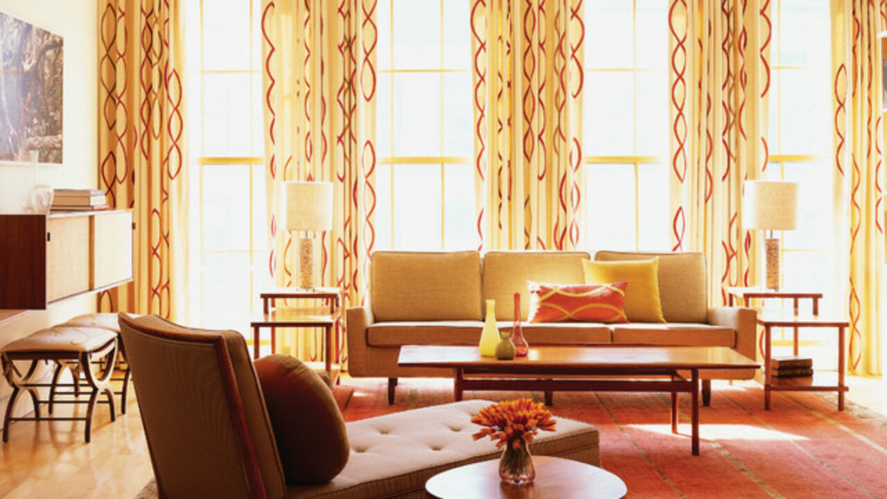 17 Amazing Curtain Design and Decor Ideas for Your Living ...