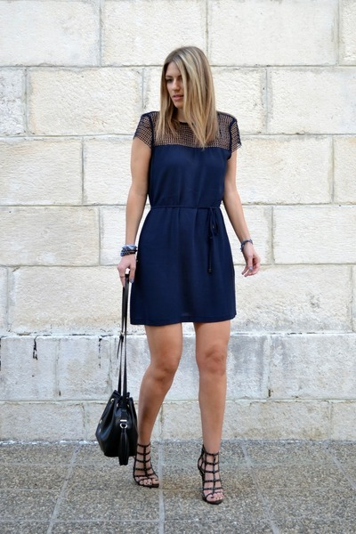 17 Stylish Navy Blue Outfit Ideas for Summer