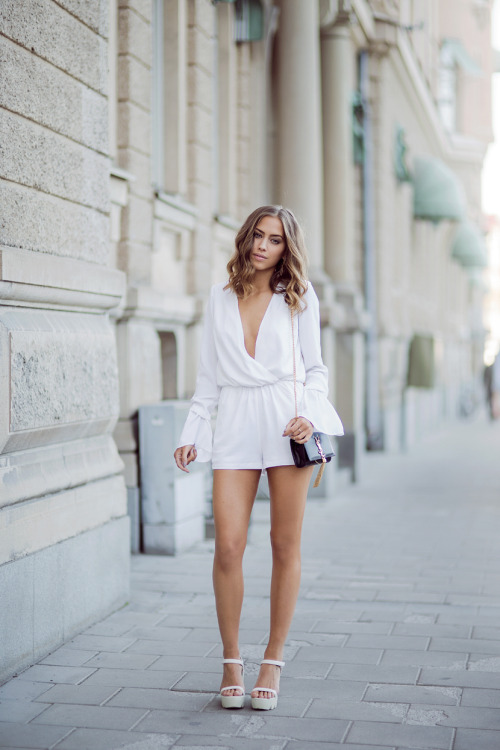 Summer Trend Alert: 20 Stylish Romper and Jumpsuit Outfit Ideas