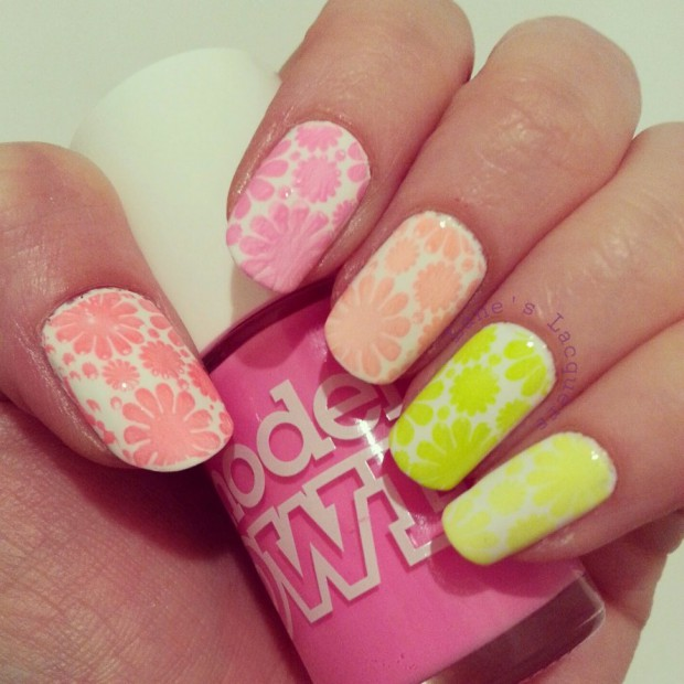 Tropical Nail Art for Adorable Summer Nails – 16 Gorgeous Ideas