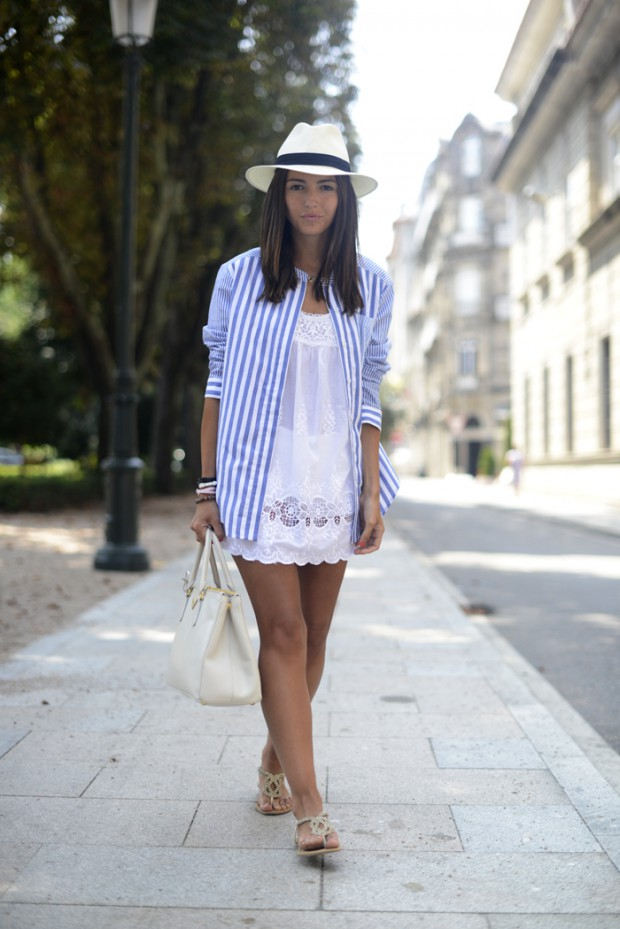 How to Style Your Little White Dress this Summer: 15 Inspiring Outfits