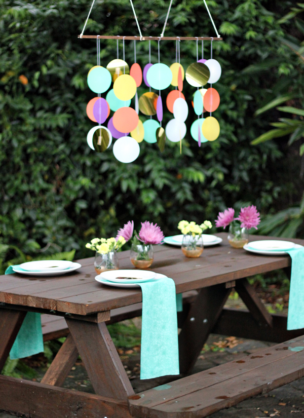 Ultimate Guide For Throwing Party: 20 Outdoor Entertaining Hacks