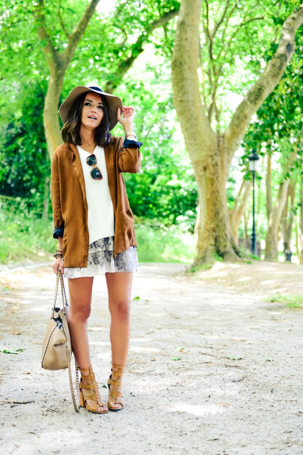 17 Boho Chic Outfit Ideas For Perfect Summer Look