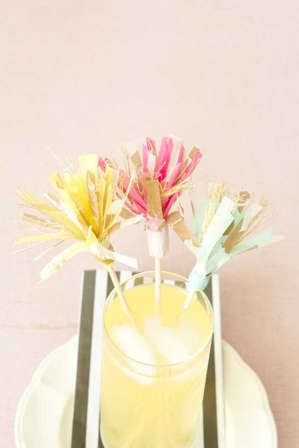 15 Chic DIY Pastel Party Favors   Host The Best Party This Summer
