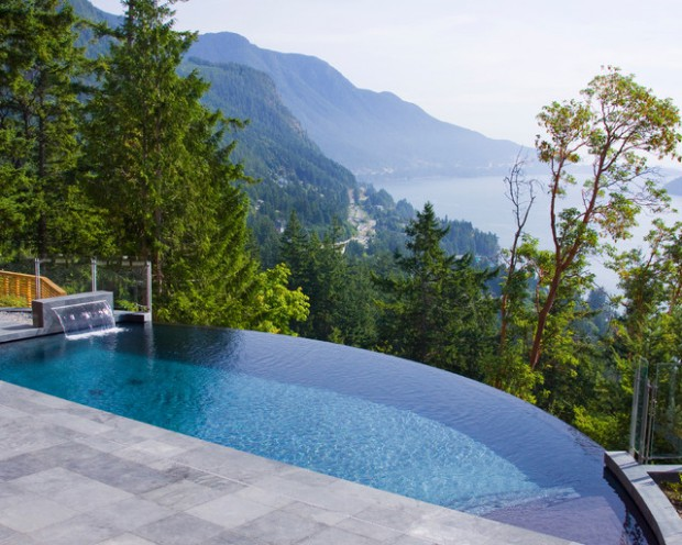 On the Edge: 21 Stunning Infinity Pool Designs