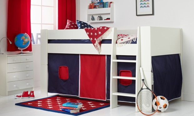 Design Guide for Durable Kids' Rooms